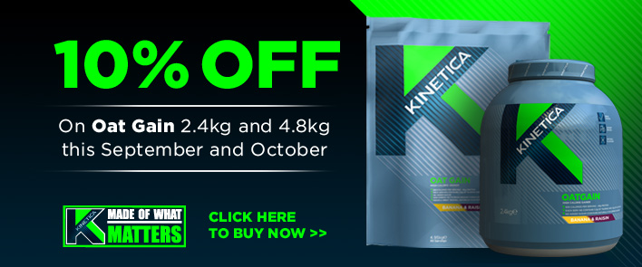 Kinetica Supplement Discounts